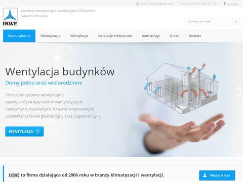 Ikwe.pl klimatyzacja