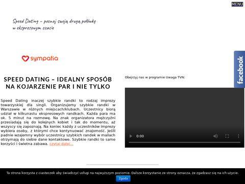 Imprezy-single.pl Warszawa