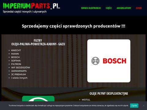 ImperiumParts.pl auto części nowe i używane
