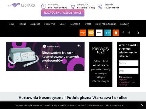 Ileopard.pl hurtownia kosmetyczna Warszawa