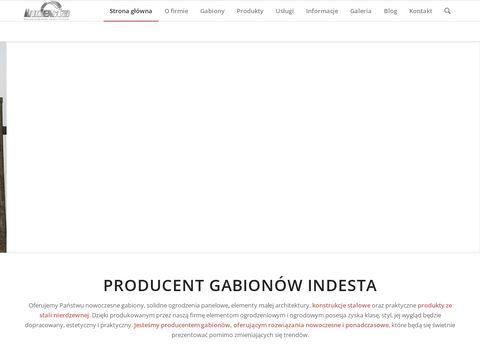Indesta.com gabiony