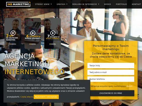 Inbmarketing.pl kampanie e-mail marketingowe Lublin