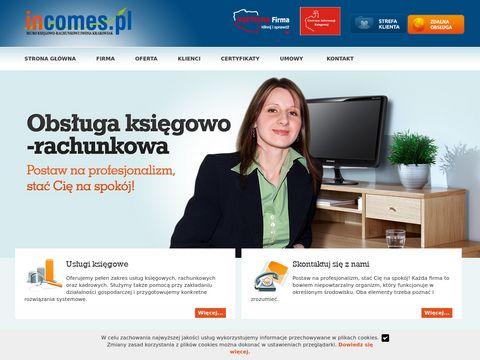 Biuro rachunkowe Incomes