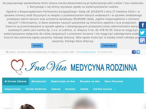 Inavita-lekarzrodzinny.pl