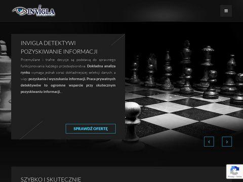 Agencja Detektywistyczna - Invigla.pl
