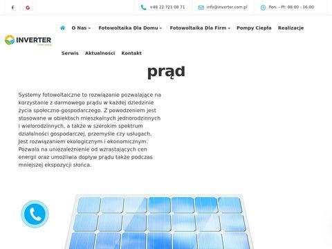 Inverter.com.pl oze Warszawa