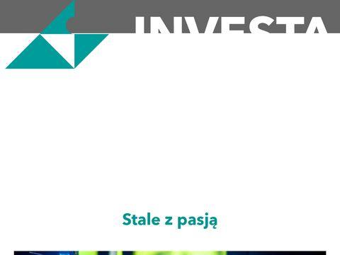 Investa.pl profile aluminiowe
