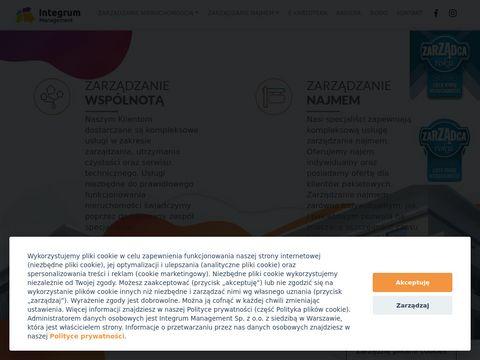 Integrummanagement.pl zarządzanie nieruchomościami