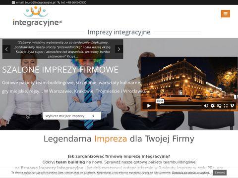 Integracyjne.pl - eventy firmowe