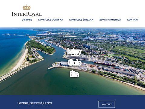 Inter Royal wynajem magazynów Gdańsk