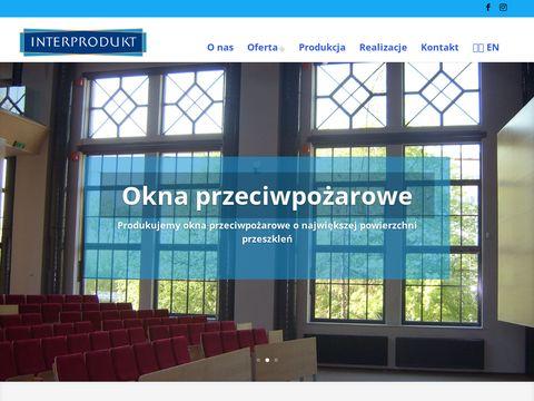 Interprodukt.pl - drzwi stalowe przeciwpożarowe
