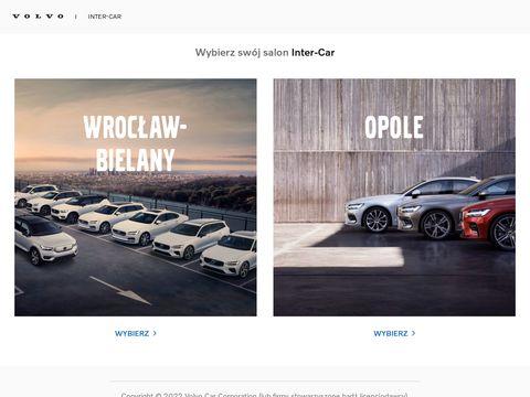 Intercar.volvocars-partner.pl Opole