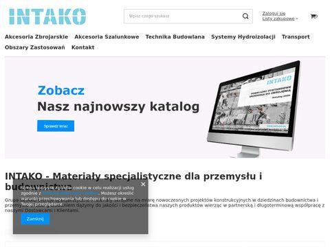 Intako.pl podkładka plastikowa liniowa