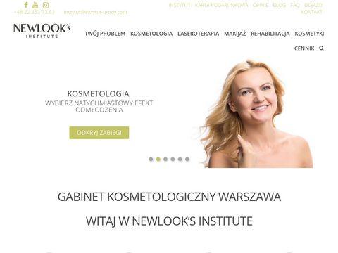 New Look instytut urody depilacja pastą cukrową