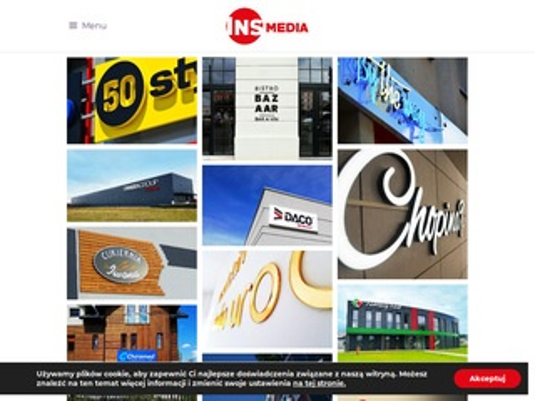 Insmedia.pl reklama zewnętrzna