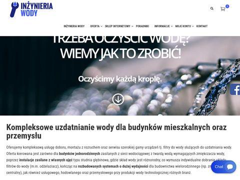 Inzynieriawody.pl przydomowe oczyszczalnie ścieków