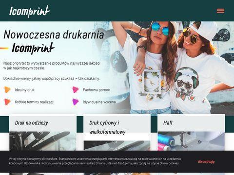 Icomprint.pl reklama Lublin
