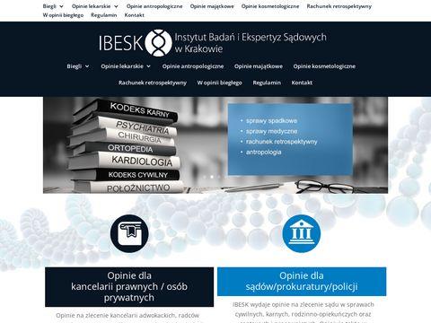Ibesk.pl opinie antropologiczne
