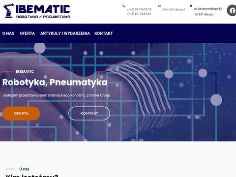 Przedsiębiorstwo handlowe Ibematic