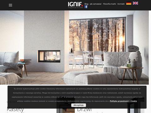 Ignif.com - kominki