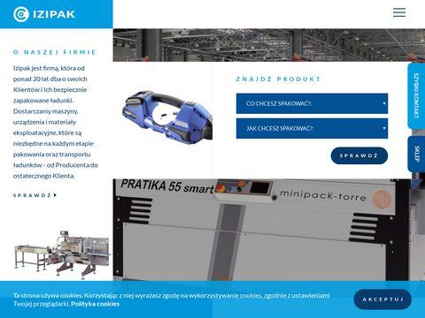 Izipak.pl pakowanie na skalę hurtową