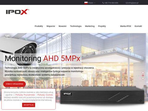 Ipox.pl - rejestratory dvr