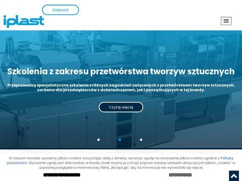 Iplast.pl eliminowanie wad wyprasek