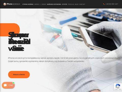 IPhone Szczecin