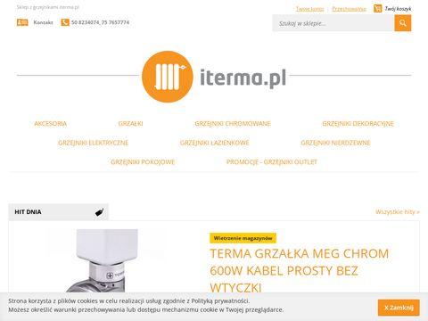 Iterma.pl grzejniki dekoracyjne