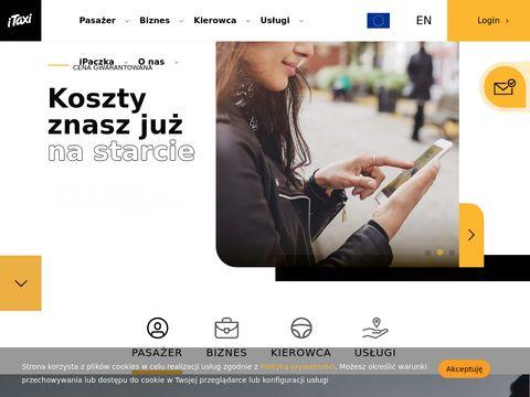 Aplikacja iTaxi.pl - zamów taxi online