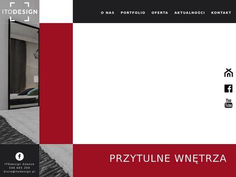 Itodegisn.pl projektowanie wnętrz
