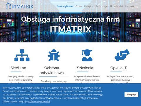 Itmatrix.pl wsparcie IT