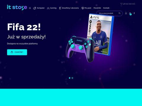 Itstore.com.pl serwis komputerowy Bielsko