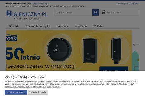 Higieniczny.pl lampy owadobójcze