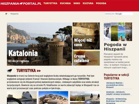 Hiszpania-portal.pl - informacje