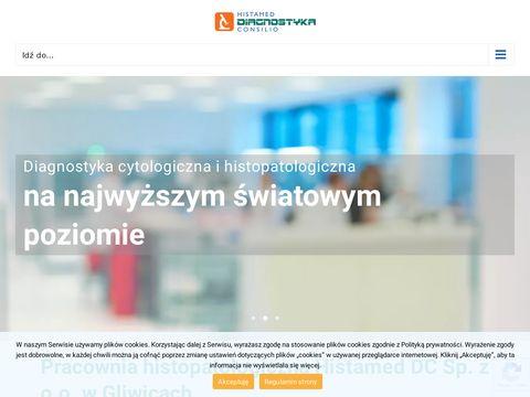 Histamed.pl konsultacje histopatologiczne
