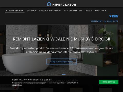 Hiper-Glazur materiały budowlane Szczecin