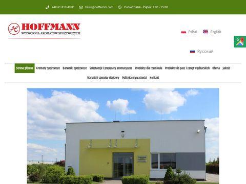 Wytwórnia aromatów spożywczych HOFFMANN