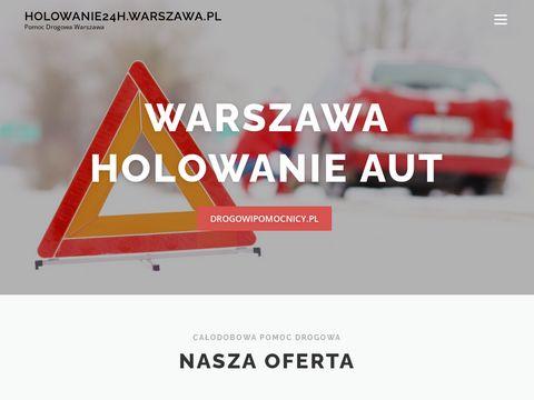 Holowanie24h.warszawa.pl - Pomoc drogowa Warszawa