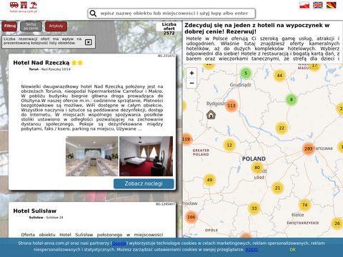 Hotel-anna.com.pl imprezy karnawałowe Będzin