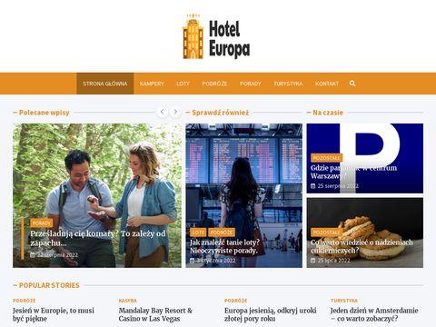 Hotel-europa.com.pl konferencje nad morzem