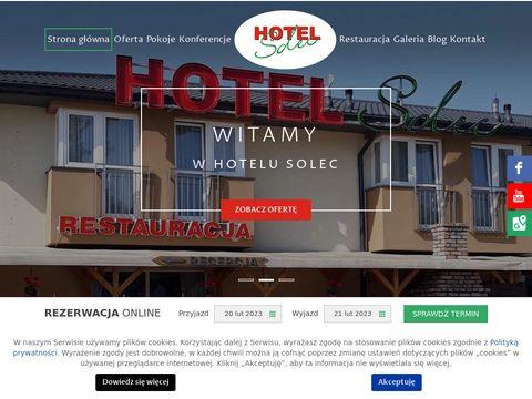 Hotelsolec.pl konferencje Konstancin Jeziorna