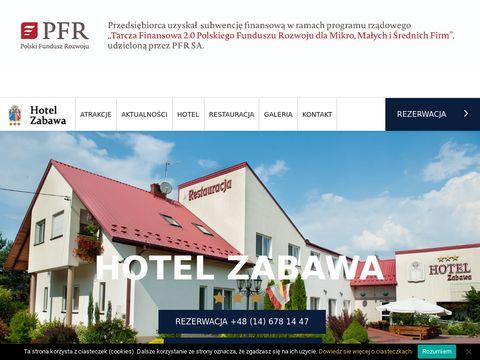 Hotel Zabawa - apartament