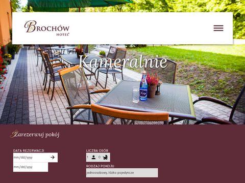 Hotel Brochów we Wrocławiu - hotelbrochow.pl