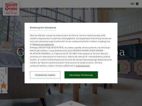 Hotel Greno Karpacz wyjazd weekendowy