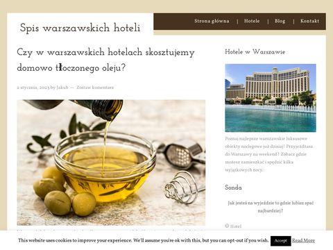 Hotele-warszawa.net.pl recenzje hoteli