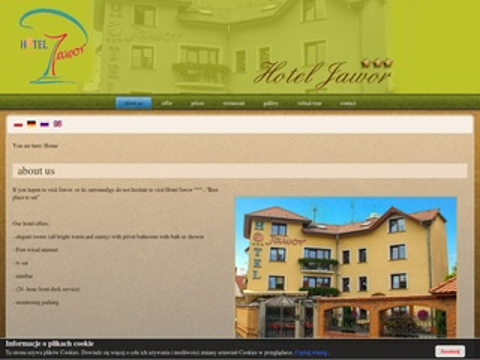 Hotel Jawor Restauracja
