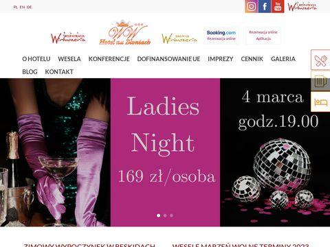 Hotelnabloniach.pl - wesele marzeń Bielsko