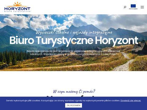 Horyzont.net.pl biuro turystyczne
