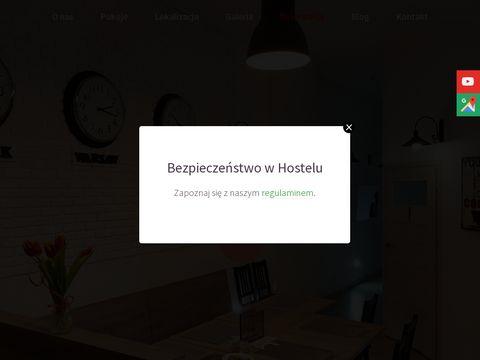 Hostellwowska11.pl Warszawa